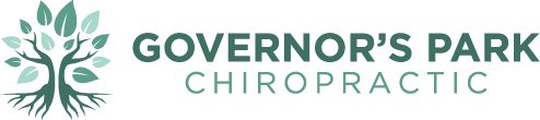 governors park chiropractic logo