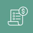 transparent billing icon
